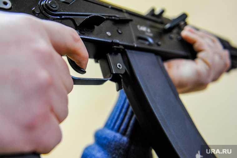 незаконный оборот оружия Россия законопроект Госдума предложение инициативы Евгений Харламов Дмитрий Кирюхин