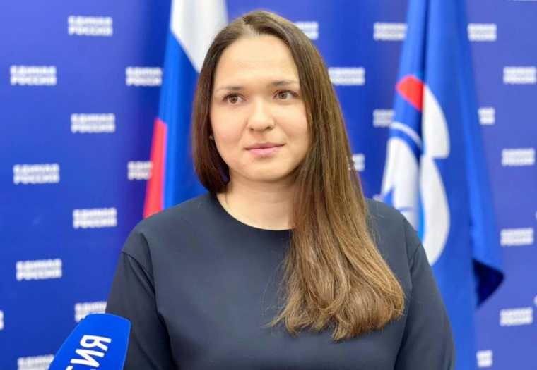 Анастасия Казанцева Единая Россия ЯНАО