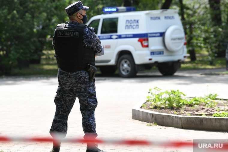 Резня сквер вокзал Екатеринбург