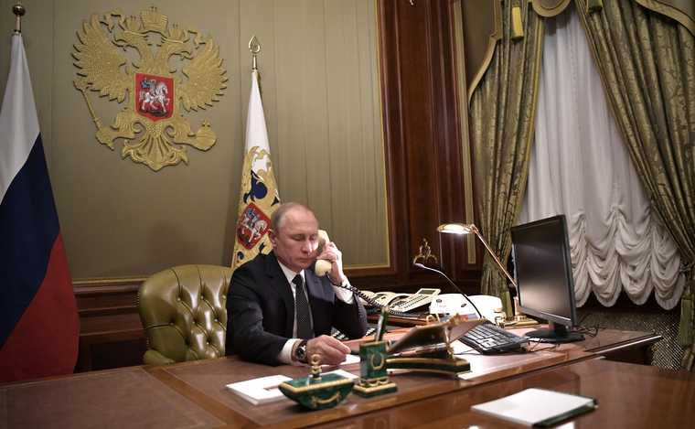 Путин Пашинян переговоры