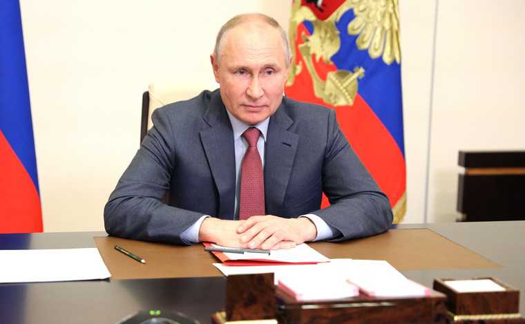 Путин предупредил силовиков оновом конфликте сУкраиной