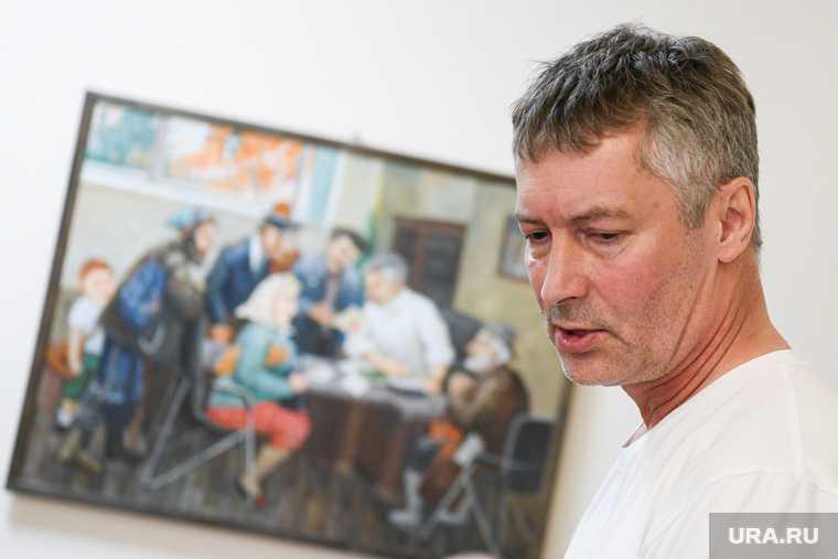 Евгений Ройзман присудили обязательные работы акция Навального 21 апреля