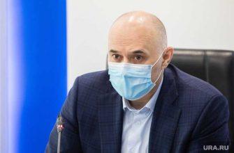 заместитель главы Сергей Полукеев смерть ХМАО