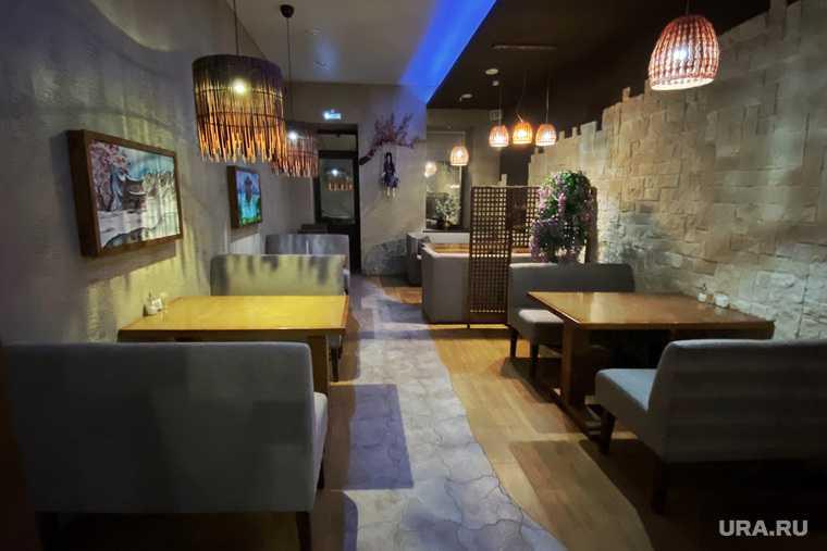 общепит Пермь продажа кафе баров ресторанов пандемия