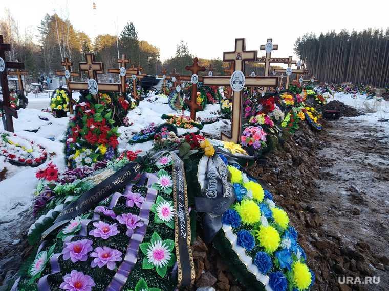кладбище Восточное