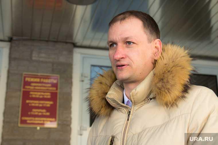 спикер тюменской областной думы Сергей Корепанов