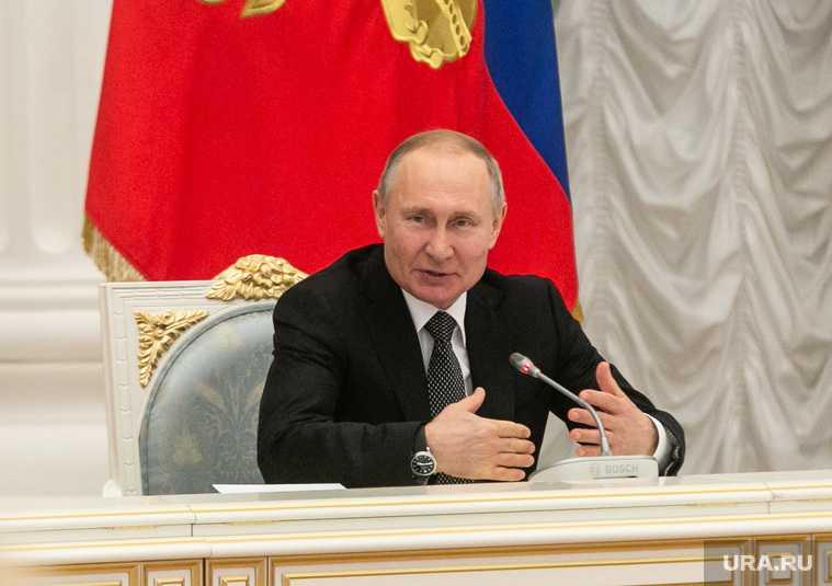 Путин заявил о новой волне приватизации в России