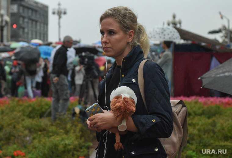 Соболь отказалась продолжать борьбу за кресло депутата Госдумы