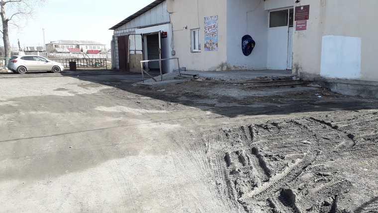 Курганский сельсовет забрал себе гараж, который обещал школе