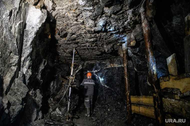 нарушения шахта Рудная