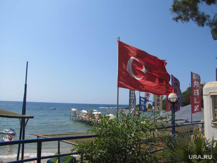 Тюменцы раскупают путевки в Турцию